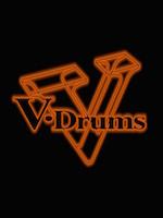 V Drum Roland Centres